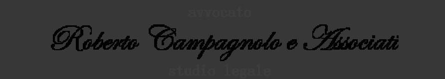 Avvocato Campagnolo